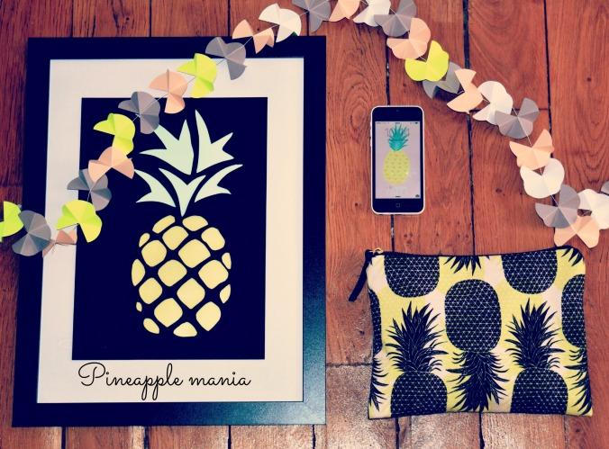 Pineapple Mania