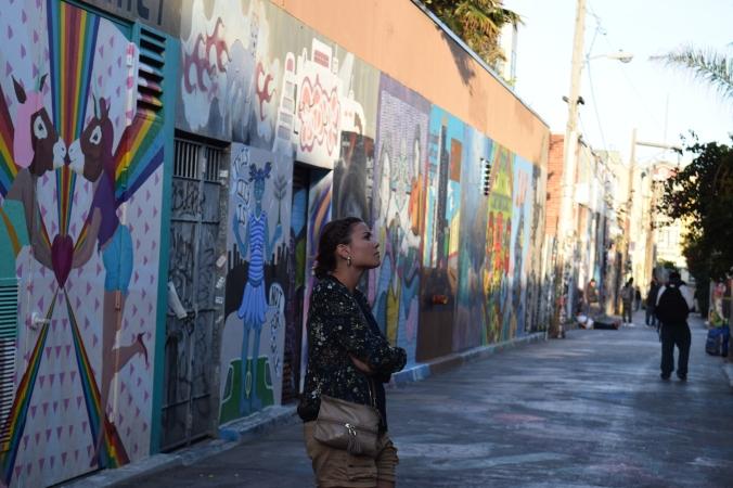 Peintures murales de San Francisco, street art californie