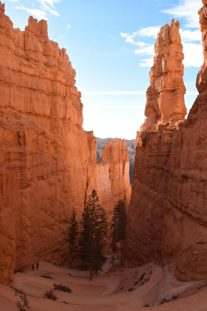 Visite de Bryce canyon lors de notre road trip dans les parcs de l'ouest américain