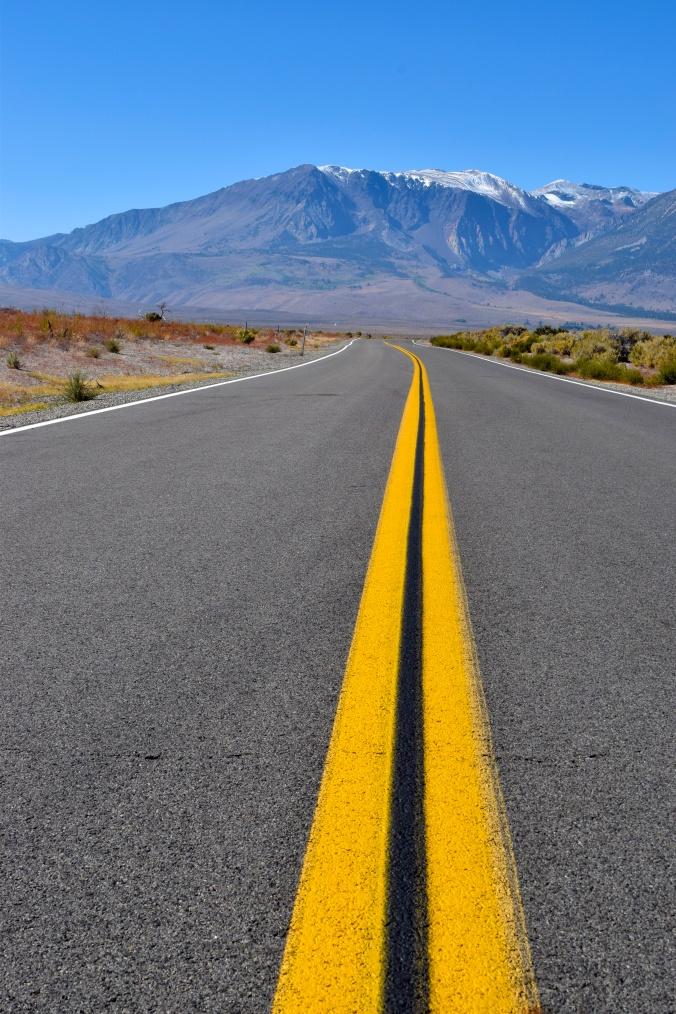 Tioga road direction Yosemite